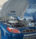 World Record NASCAR Engine